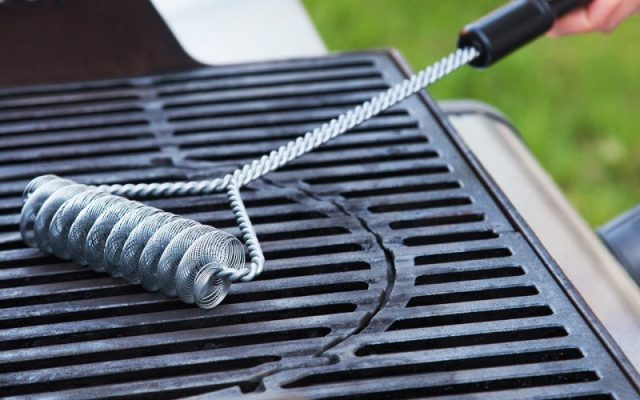 You need the right tools for a clean BBQ. Hands down.