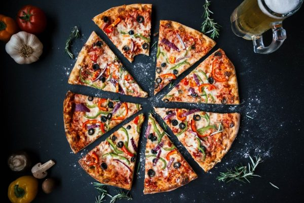 San Diego BBQ loves grilling pizza