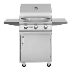 "25"" Delsol Grill Base, Knock-Down"