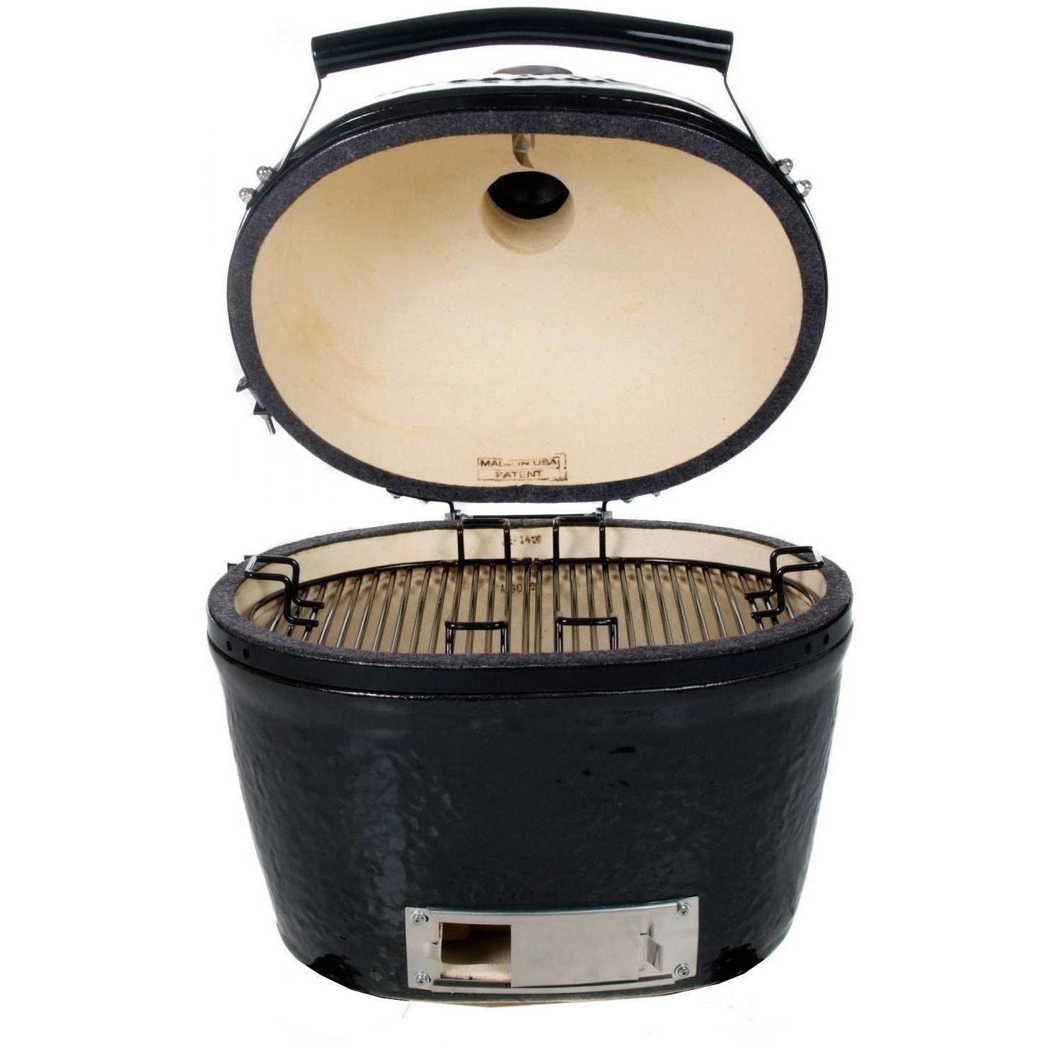 Primo Jack Daniels Edition Oval XL Ceramic Kamado Grill