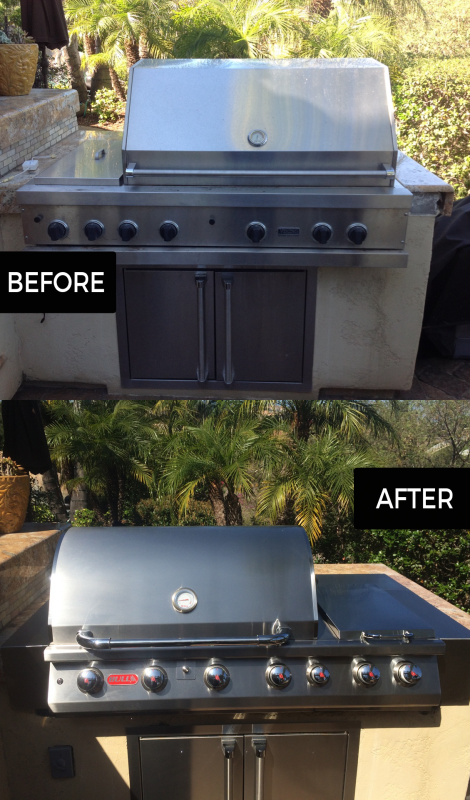 Gas Grill Replacement Parts | Custom BBQs at a Fraction of